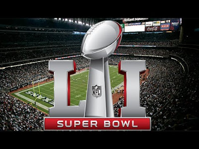 Super Bowl 51 Patriots Falcons