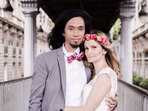 Cerita Pria Makassar yang Nikahi Bule Prancis Terkini Cerita Pria Makassar yang Nikahi Bule Prancis
