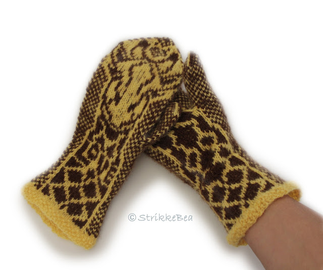 giraffvotter