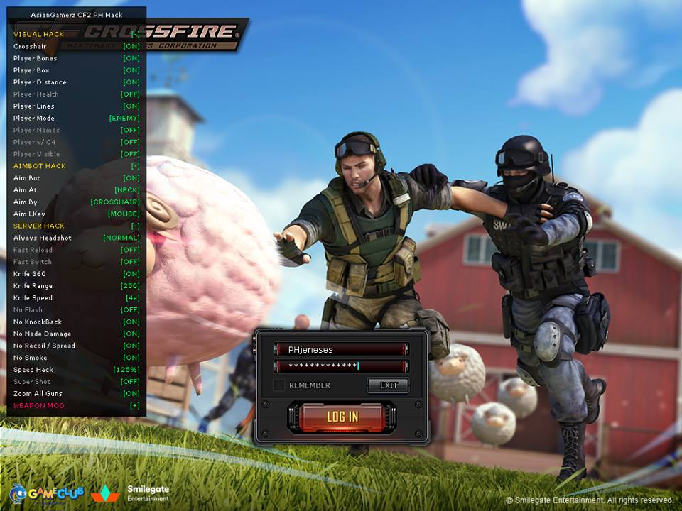 AG 2 days free cf vip 2 0 PH VIP HACK DLL ~ Hot Shot Gamers
