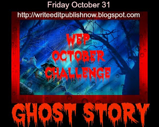WEP OCTOBER HALLOWEEN CHALLENGE