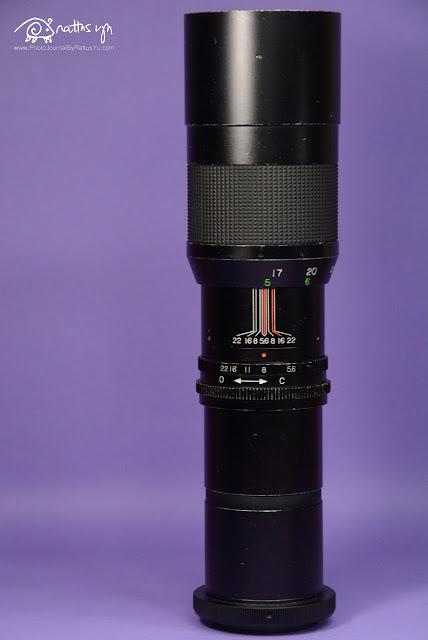 Lionon 300mm f/5.6 (T-Mount)