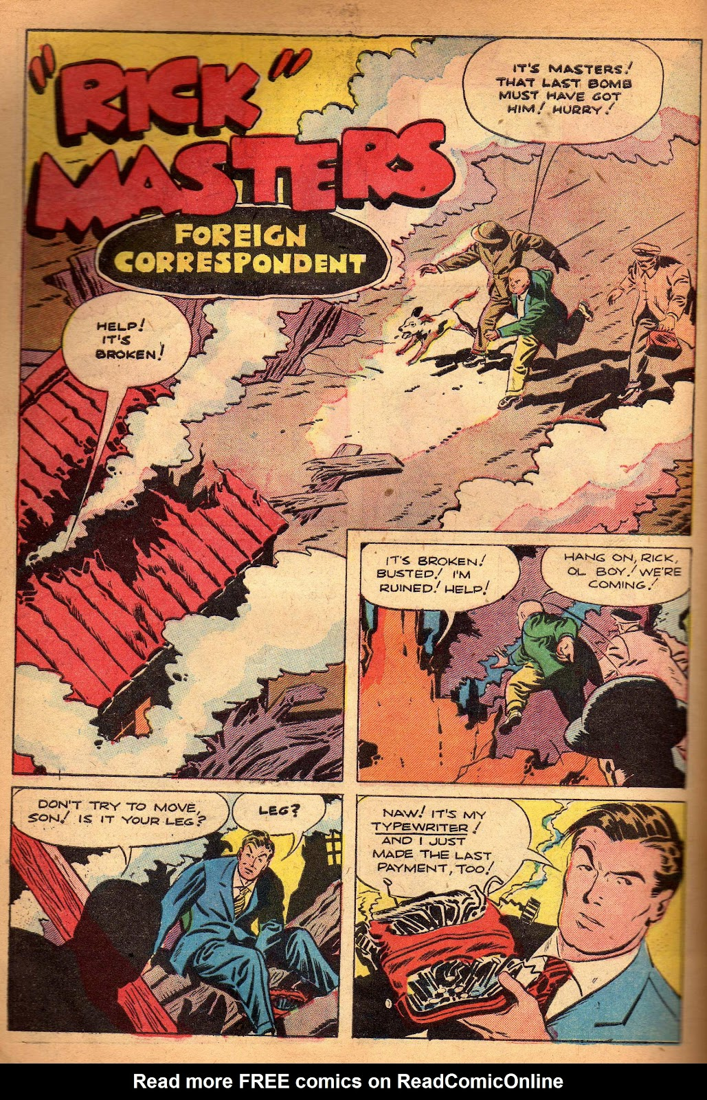 Bang-Up Comics issue 1 - Page 51
