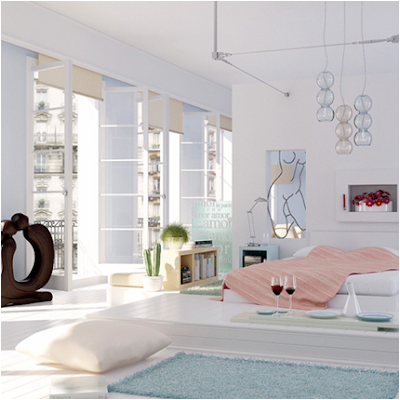 Not Pink And Beautiful Teen Girl Bedrooms