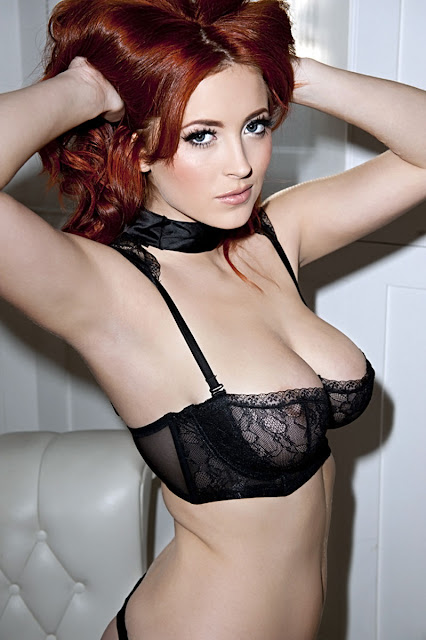 Lucy Collett Sexy New Topless Nuts' Girl