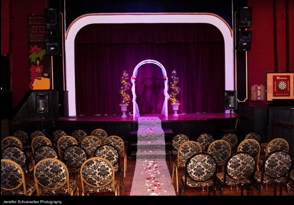 Lyons Wedding Venue Dickens Opera House