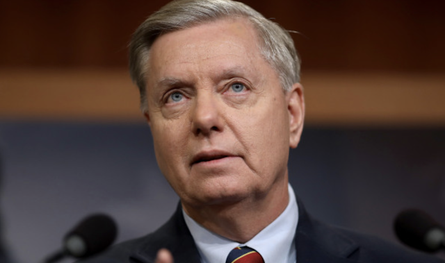 Republican ally Graham urges Trump to open US government temporarily