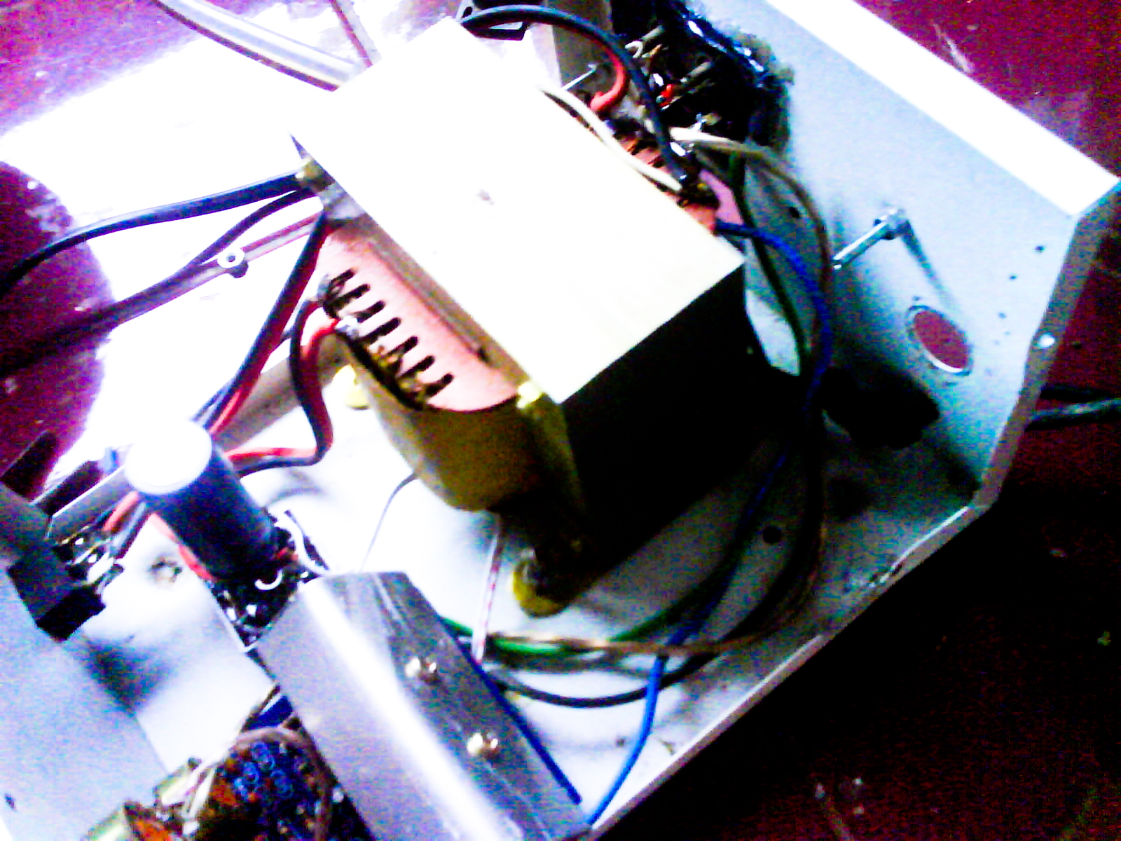 Creating A Stereo Amplifier With Tda2003 Electronic Circuit Voltage Converter Using