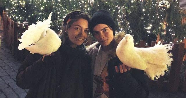Cara Delevingne et Paris Jackson sont en couple !!
