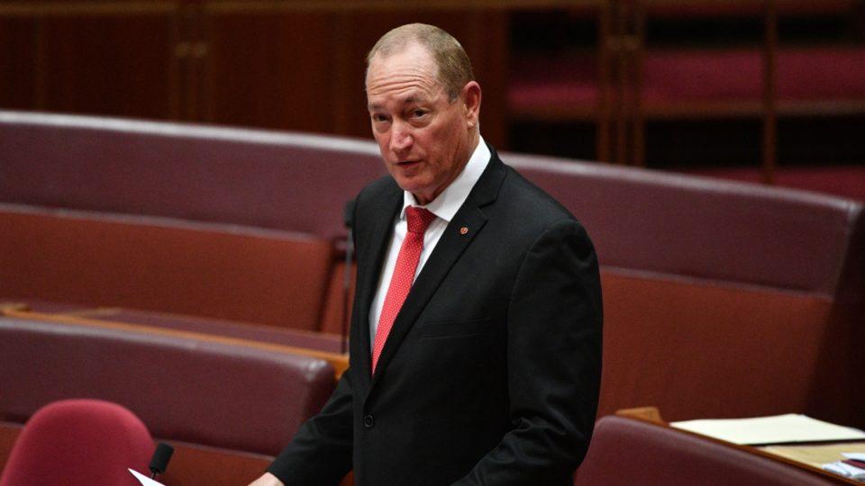 Kalimat Terakhir Senator Australia yang Melukai Umat Islam Dunia