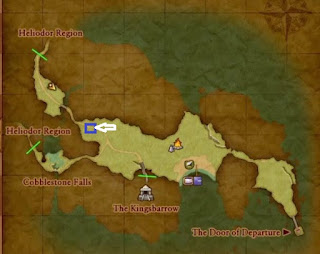 Weather Cow Locations: Dragon Quest, Emerald Coast