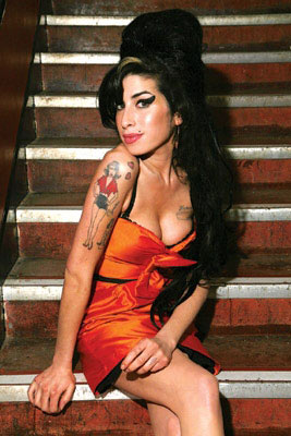 Can not amy winehouse nipples