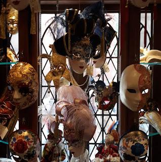 Venetian Masks Italy Pavilion EPCOT