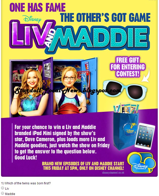 Freebie Liv And Maddie Stardoll Local News