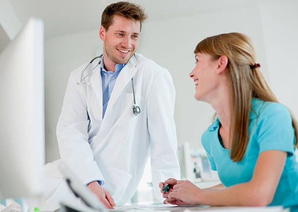 Why do male doctors flirt more?