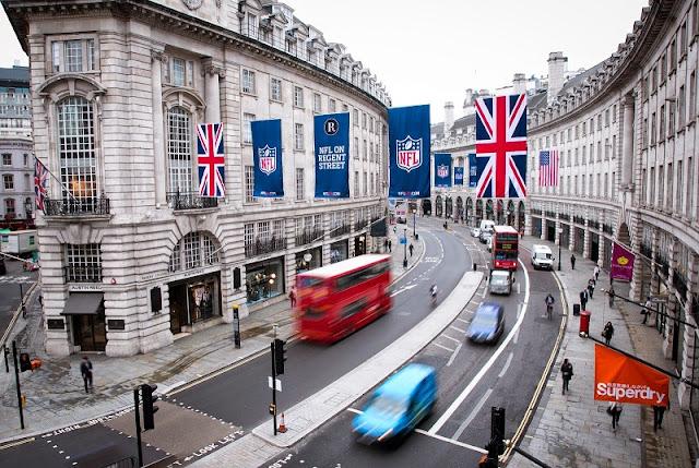 Onde comprar tênis em Londres