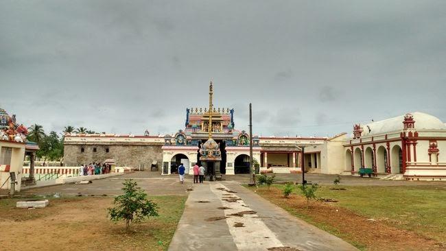 Sri Swetharanyeswarar Temple