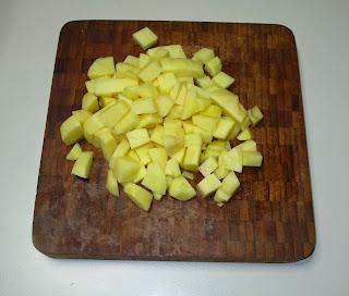 vellutata di patate con soup maker