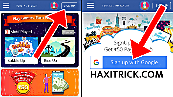 Signup on Paybox to Earn Money Online in Hindi