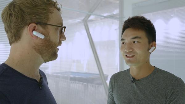 Eş Zamanlı Çeviri Yapabilen Kablosuz Kulaklık: WT2