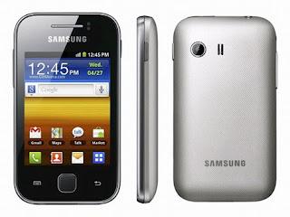 Harga handphone Samsung Galaxy Y i509