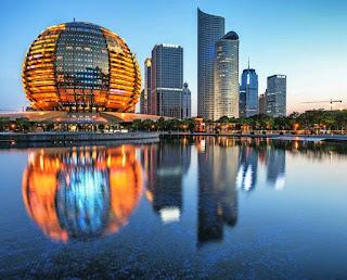 Kota yang wajib di kunjungi untuk berlibur ke Tiongkok
