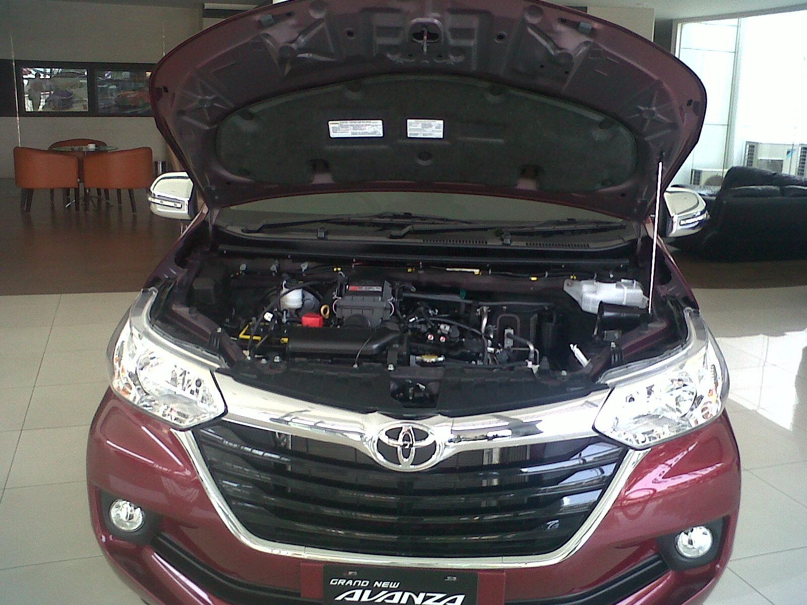 Grand New Avanza Tipe E Abs Pilihan Warna Toyota Cash Credit Or Trade In Type 1 3 G 5 Veloz Dan Kecuali Sudah Dilengkapi Sistem Pengereman Anti Lock Braking Proteksi
