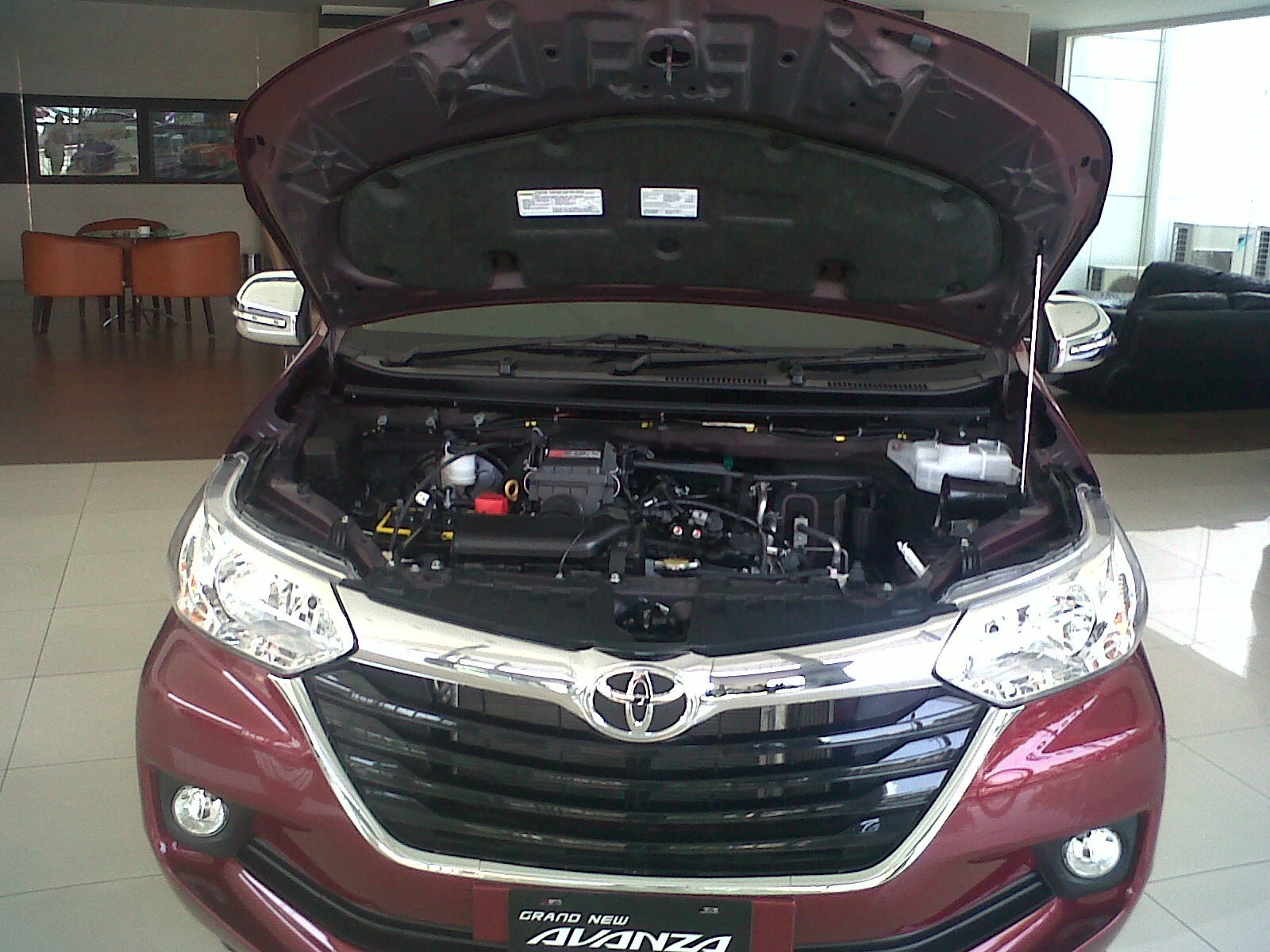 Grand New Avanza 2015 Type E Agya 1.2 Trd Silver Toyota Cash Credit Or Trade In 1 3 G 5 Veloz Dan Kecuali Sudah Dilengkapi Sistem Pengereman Abs Anti Lock Braking Proteksi