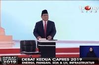 Kata Pamungkas Prabowo yang Bungkam Jokowi Soal 220 Hektare Lahan