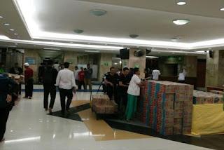 Bantuan untuk Aksi Bela Islam Terus Mengalir ke Istiqlal