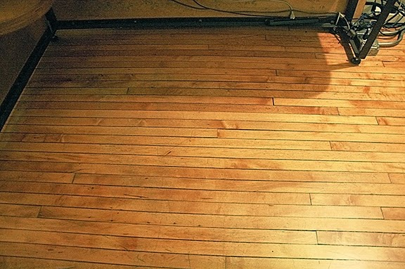 Sandless Floor Refinishing, NYC