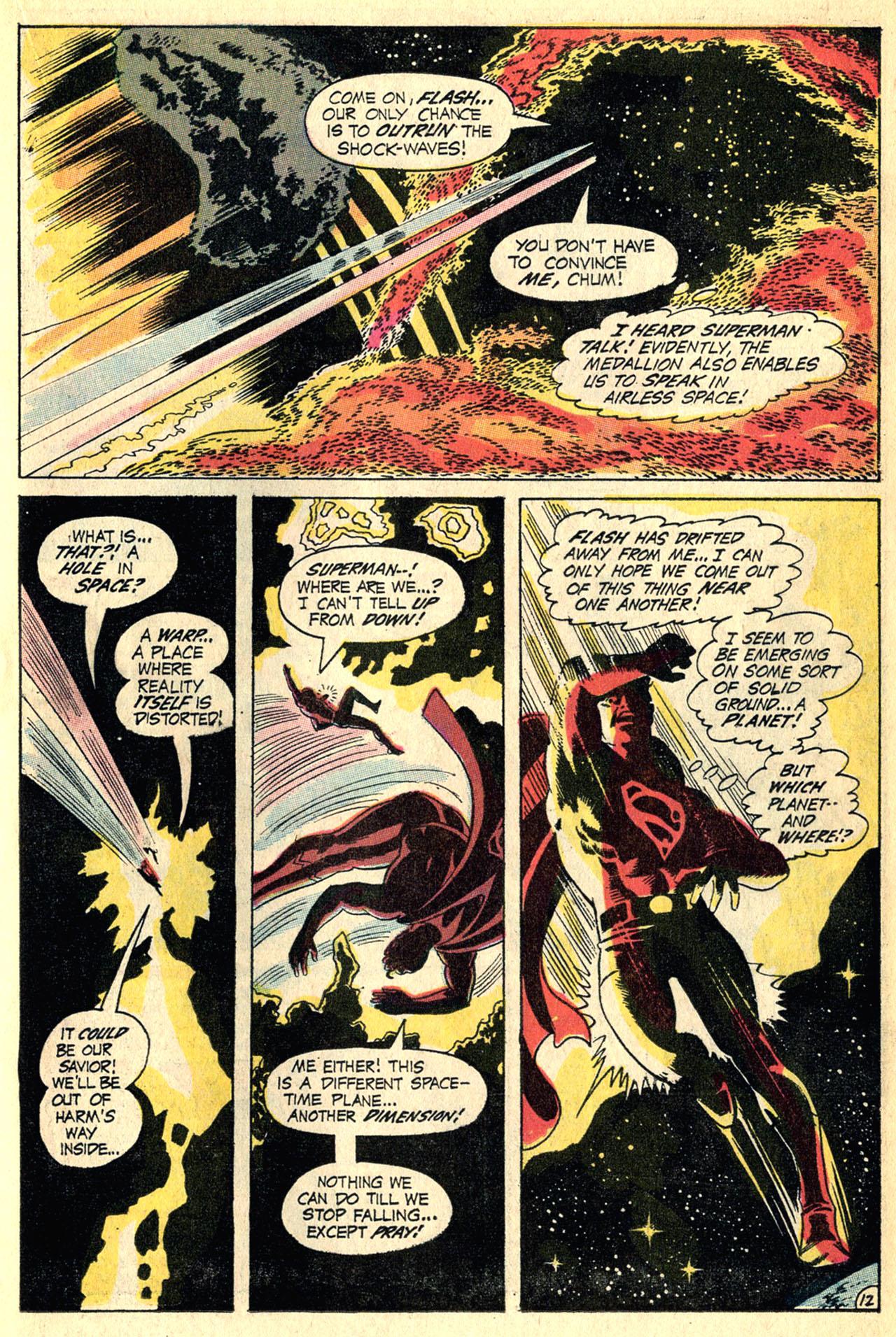 Read online World's Finest Comics comic -  Issue #198 - 16