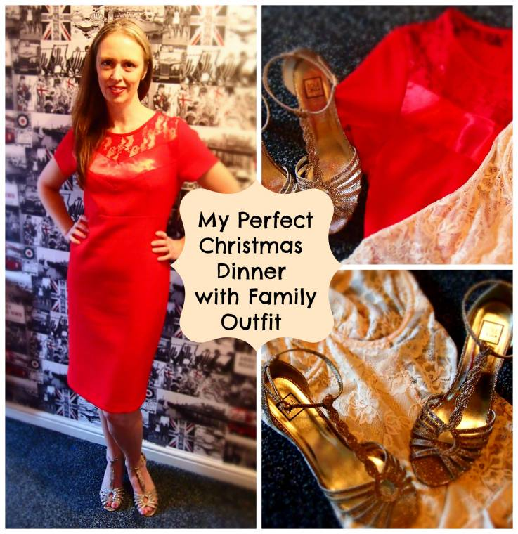 Perfect Christmas Party Dress: My Perfect Christmas Dinner With Family Outfit...