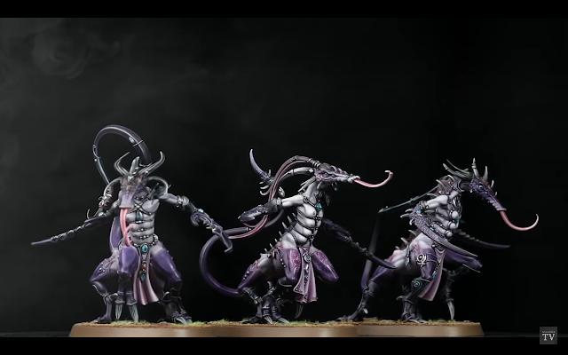 Bestias de Slaanesh