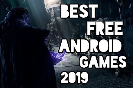 best graphics android games offline free