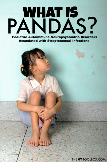 What is PANDAS and PANS and how are kids impacted by behavioral changes