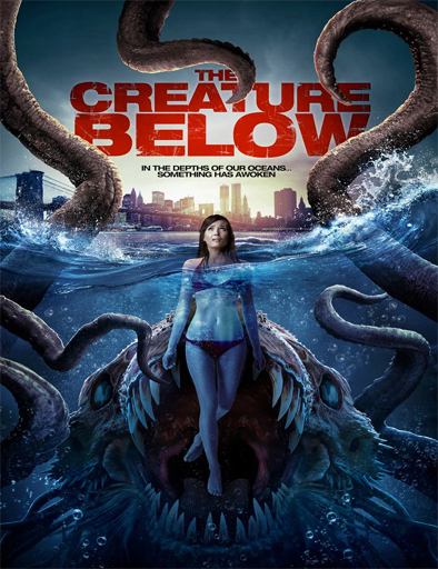 Ver The Creature Below (2016) Online
