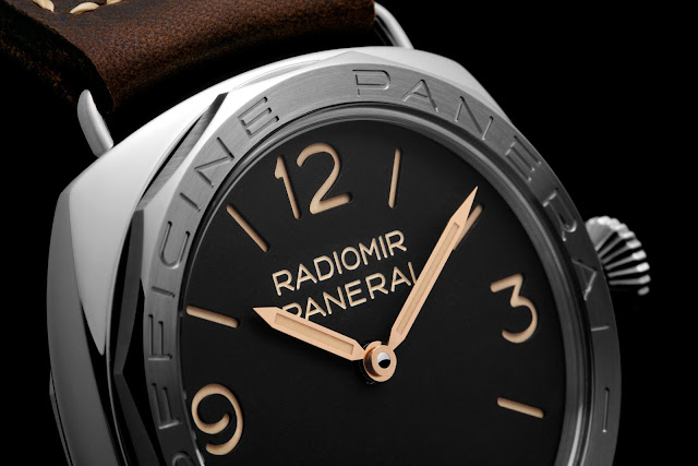 Panerai Radiomir 3 Days Acciaio Debajo del reloj blog