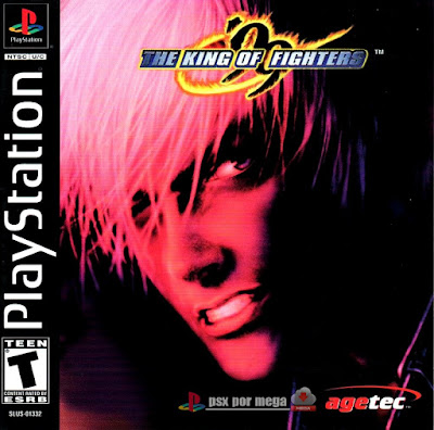 descargar king of fighters 99 psx mega