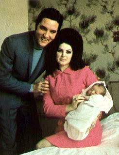 Elvis Presley married Priscilla