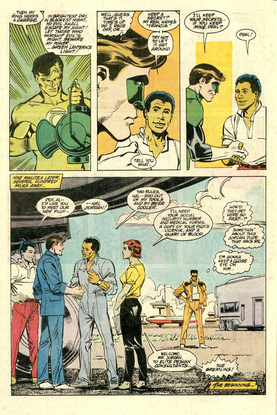 Read online Secret Origins (1986) comic -  Issue #36 - 19