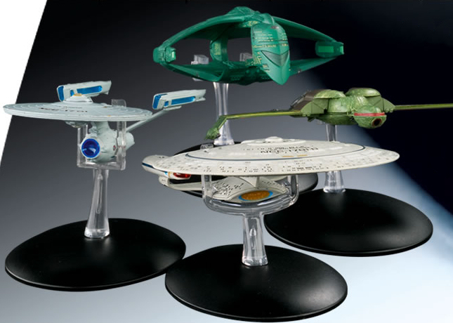 The trek collective new star trek part work magazine with little new star trek part work magazine with little model ships publicscrutiny Gallery