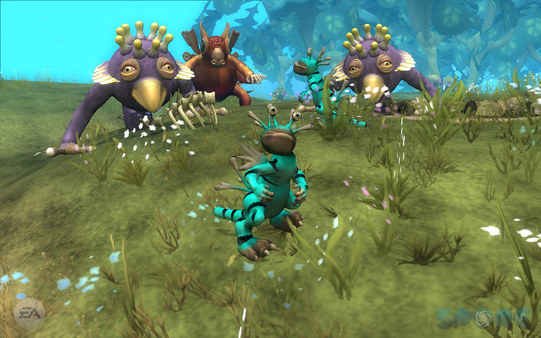 SPORE Collection PC Full Version Screenshot 3