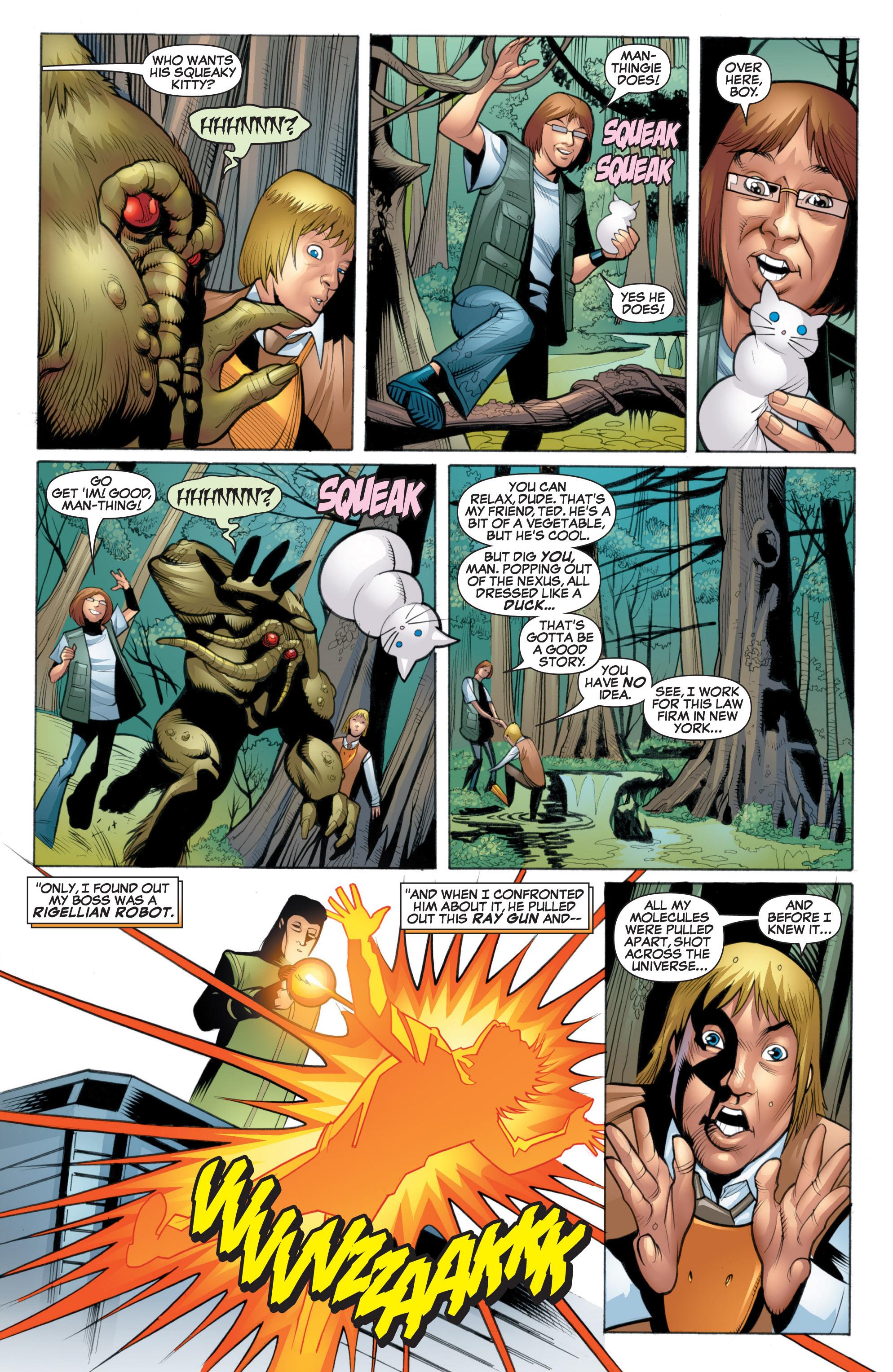 Read online She-Hulk (2005) comic -  Issue #20 - 7