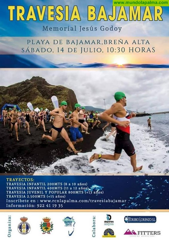 Travesía Bajamar 2018