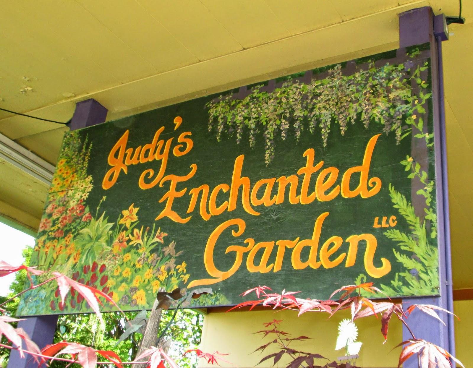 Judy's Enchanted Garden