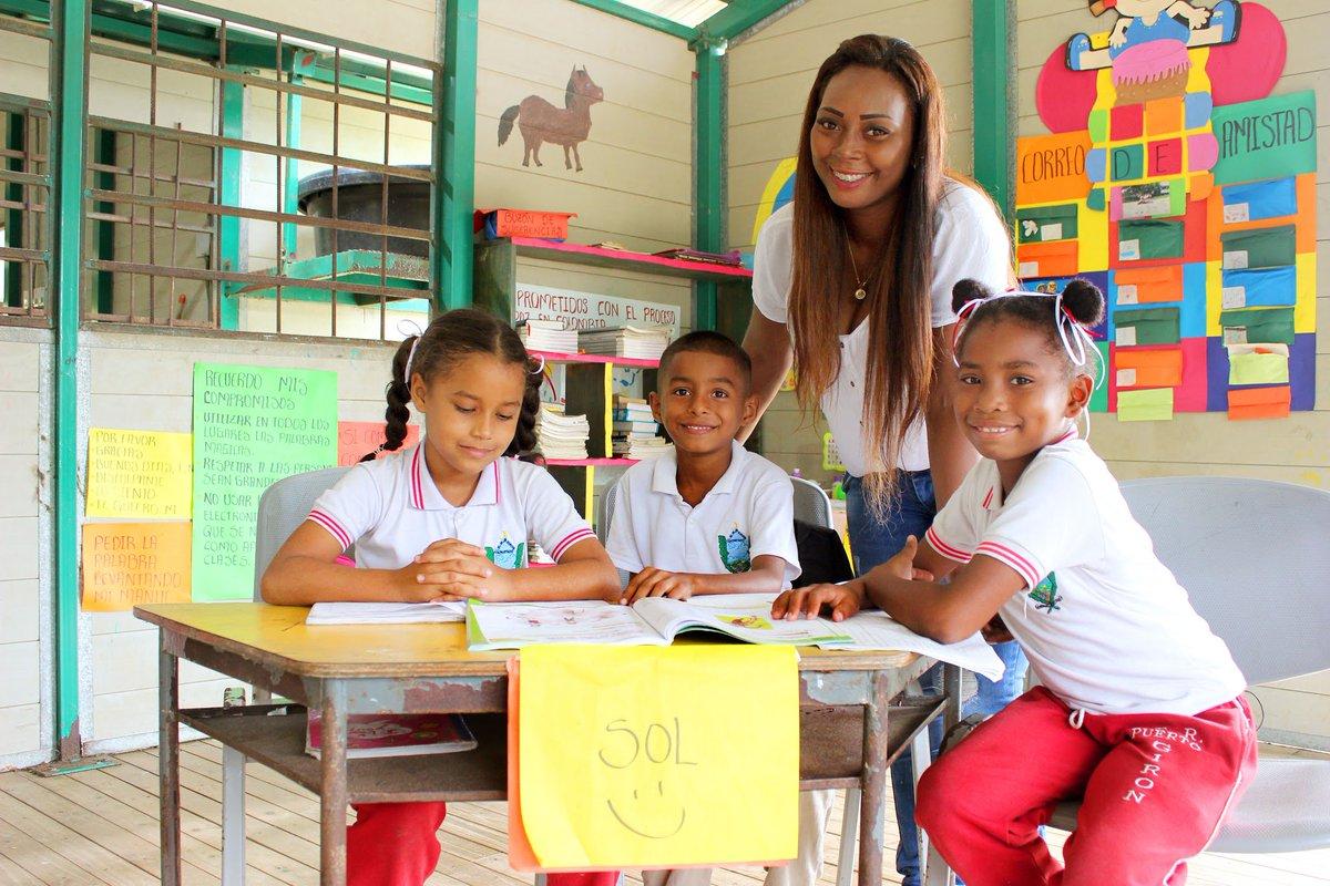 OTRAƎDUCACION: El modelo multigrado de Escuela Nueva de Colombia