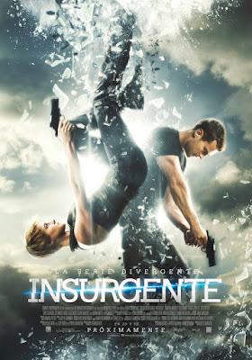 Cartel de la película Insurgente
