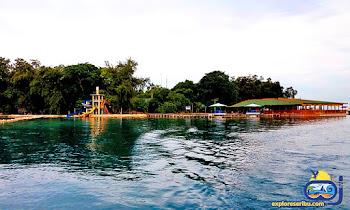 pulau putri pulau harapan