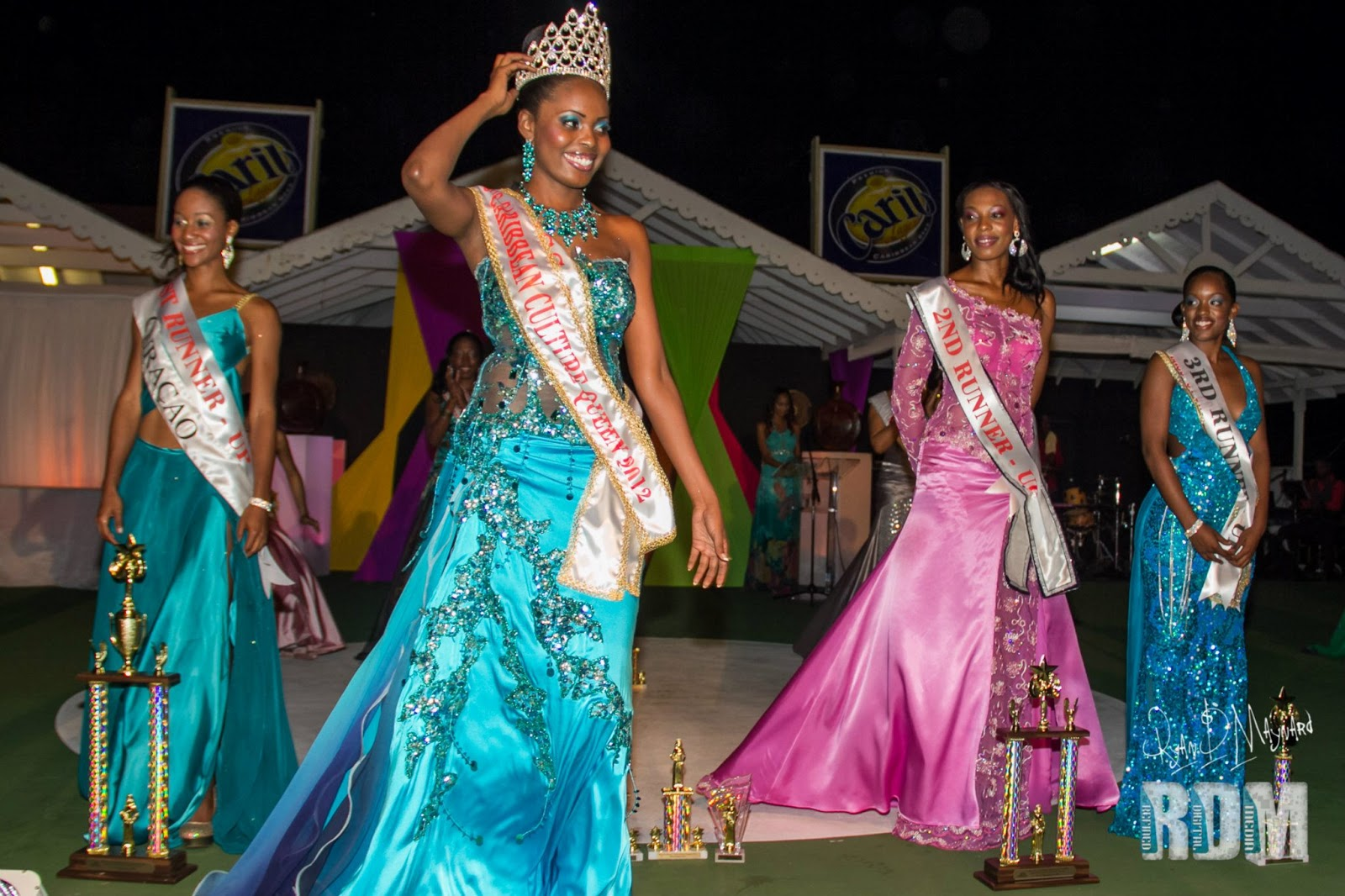 Caribbean Culture: Fashion Police News Report : Ms Trevicia Adams Known As
